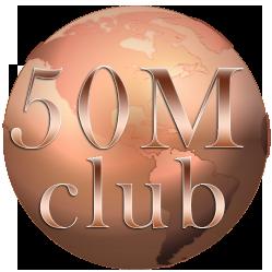 50M Club